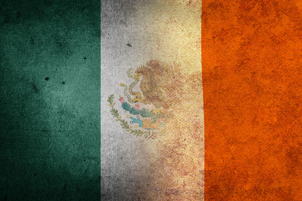 Differences between Mexico and Ireland