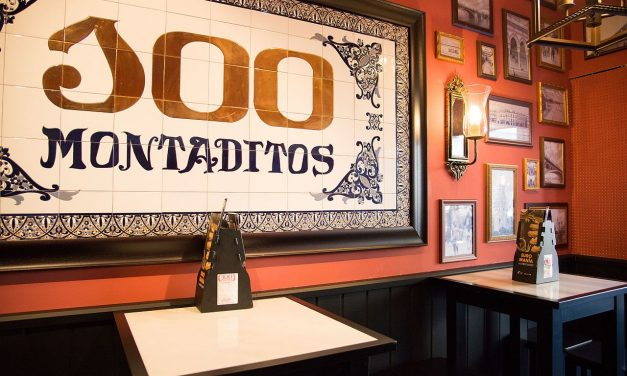 Best places to eat in spain : 100 montaditos